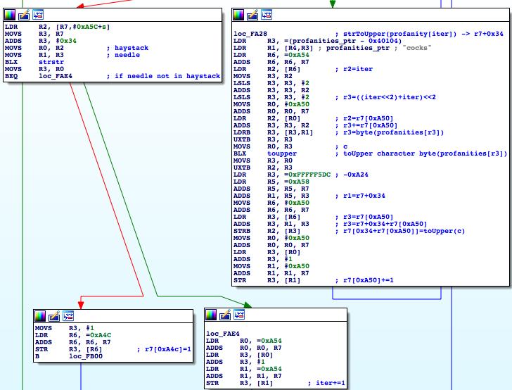 UPC UBEE EVW3226 WPA2 Password Reverse Engineering, rev 3